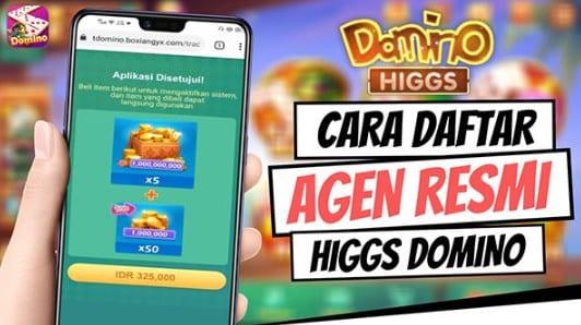 Alat Mitra Higgs Domino Boxiang