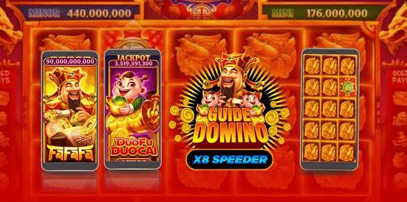 Higgs Domino Plus Spedeer Apk